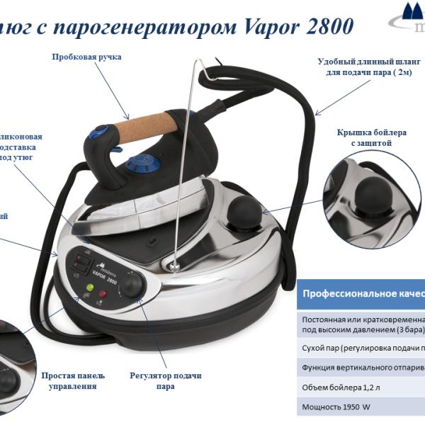 vapor 2800